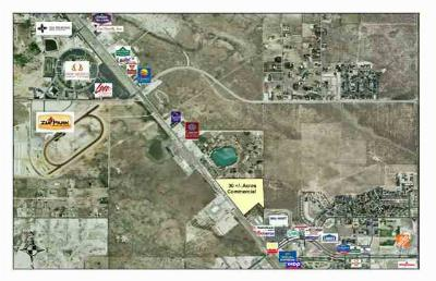Commercial For Sale: 4000 Block, Lovington Hwy