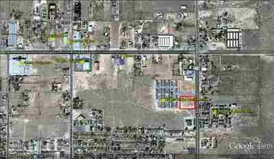 Commercial Lots & Land For Sale: 3401 N Dal Paso