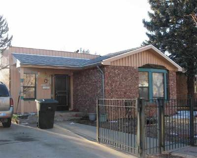 Las Vegas Single Family Home For Sale: 1235 5th St