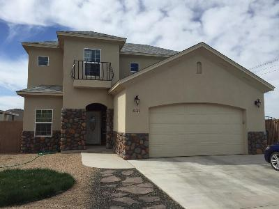 Clovis NM Single Family Home For Sale: $349,000