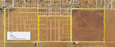 Clovis Residential Lots & Land For Sale: Cr 9 And Sr 467