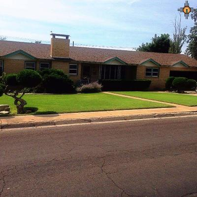 Hobbs NM Single Family Home Sold-In House: $145,000