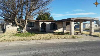 Hobbs NM Single Family Home Sold-In House: $97,500