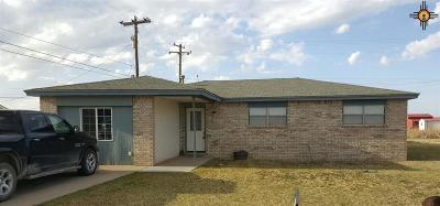 Lovington NM Single Family Home Sold-In House: $111,000