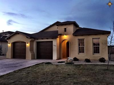 Hobbs NM Single Family Home Sold-In House: $342,800