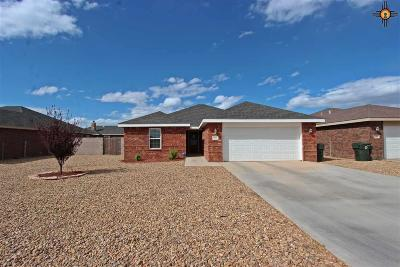 Clovis NM Single Family Home For Sale: $204,000
