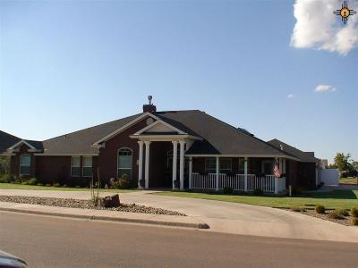 Clovis NM Single Family Home Sold-In House: $365,000