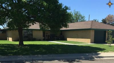 Hobbs NM Single Family Home Sold: $215,000