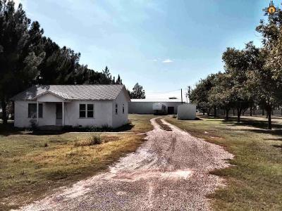 Lovington NM Single Family Home Sold-In House: $57,500