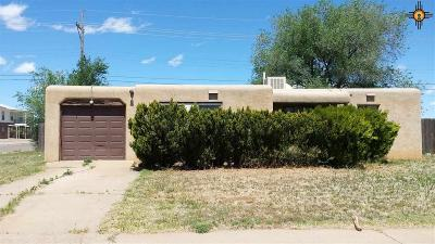 Clovis NM Single Family Home Sold-In House: $27,000