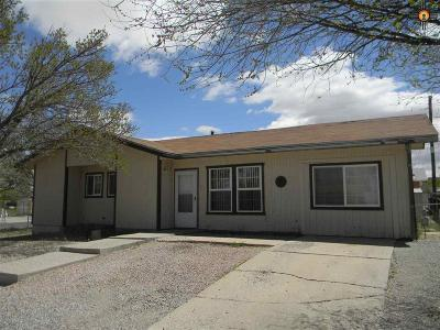 Single Family Home Sold: 801 Stagecoach
