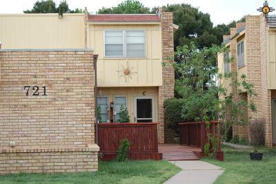 Clovis Condo/Townhouse For Sale: 721 C Laurelwood