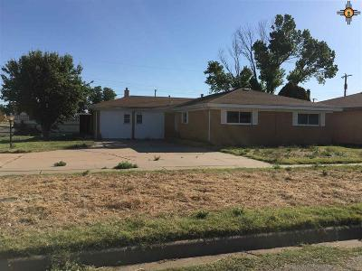 Clovis NM Single Family Home Sold-In House: $52,500