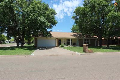 Clovis NM Single Family Home Sold-Co-Op W/Mls Member: $232,000