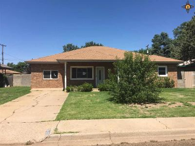 Clovis NM Single Family Home Sold-In House: $53,000