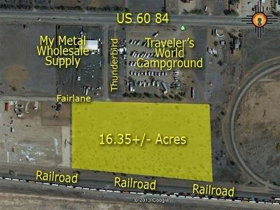 Clovis NM Residential Lots & Land For Sale: $84,900