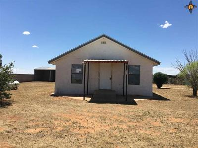 Portales NM Single Family Home Sold-In House: $27,200