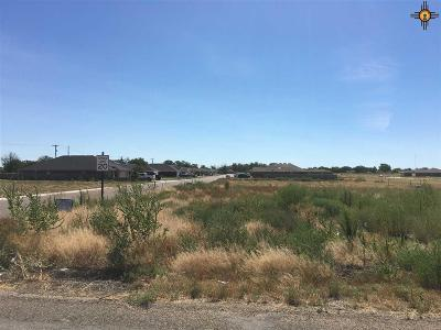 Portales NM Residential Lots & Land For Sale: $27,000