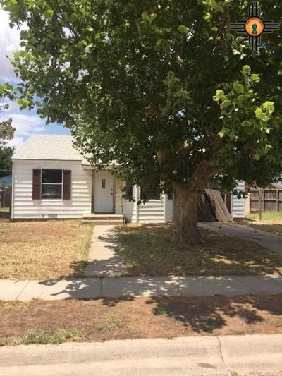 Eunice NM Single Family Home Sold-In House: $25,000