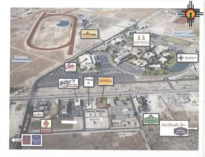 Commercial Lots & Land For Sale: 5024 N Lovington Hwy