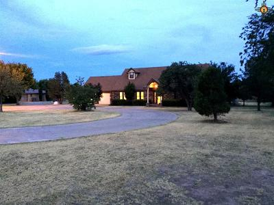 Hobbs NM Single Family Home Sold-In House: $318,500