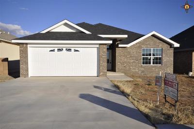 Clovis Single Family Home For Sale: 2517 Joe's Lane