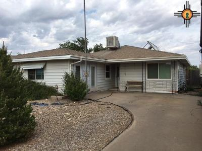 Tucumcari NM Single Family Home For Sale: $109,900