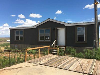 Tucumcari NM Manufactured Home Sold-In House: $29,034