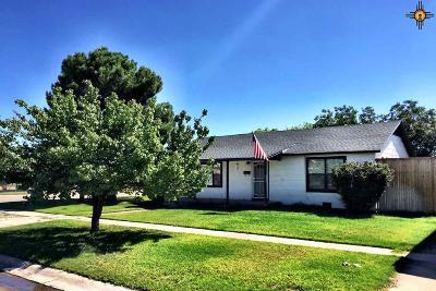 Lovington NM Single Family Home Sold-In House: $104,000