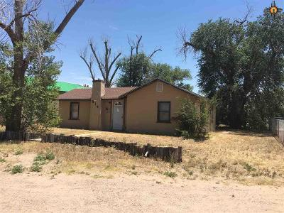 Portales NM Multi Family Home Sold-Non-Mls Member: $18,000