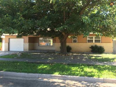 Clovis NM Single Family Home Sold-In House: $72,000