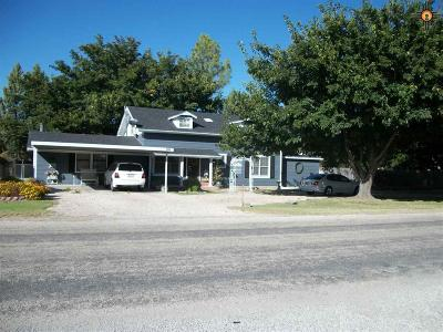 Hobbs NM Single Family Home Sold-Co-Op W/Mls Member: $213,000