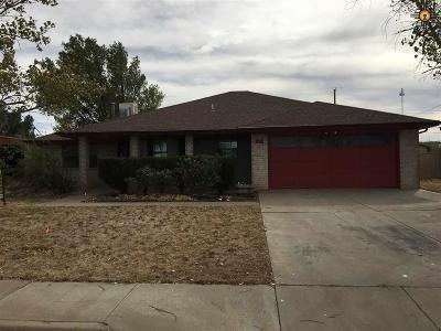 Tucumcari NM Single Family Home Sold-In House: $70,000