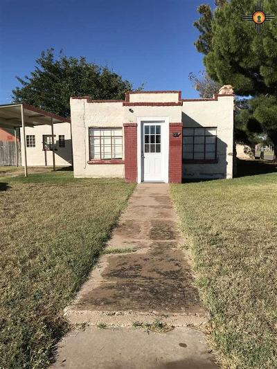 Lovington NM Single Family Home Sold: $30,000
