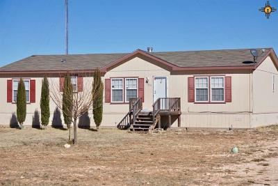 Hobbs NM Single Family Home For Sale: $148,500