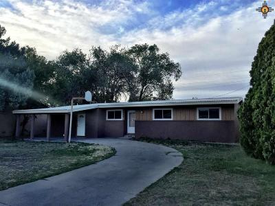 Lovington NM Single Family Home Sold-In House: $115,000