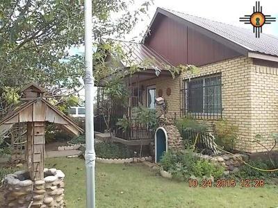 Tucumcari Single Family Home For Sale: 720 E Center