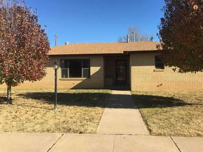 Clovis NM Single Family Home Sold-In House: $77,000