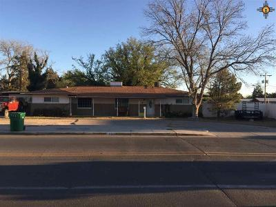 Hobbs NM Single Family Home For Sale: $185,000