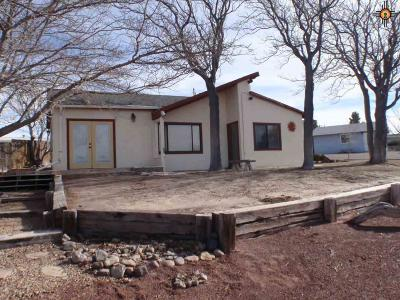 Sierra County Single Family Home For Sale: 502 Pike Rd
