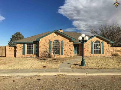 Tucumcari NM Single Family Home Sold-In House: $69,940