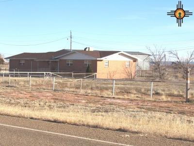 Tucumcari Single Family Home For Sale: 3530 Route 66 Blvd