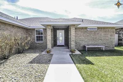 Clovis Single Family Home For Sale: 2421 Flagstone