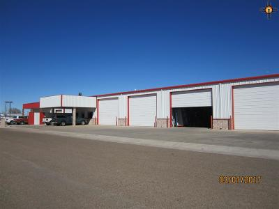 Curry County Commercial For Sale: 3200-3201 Axtell