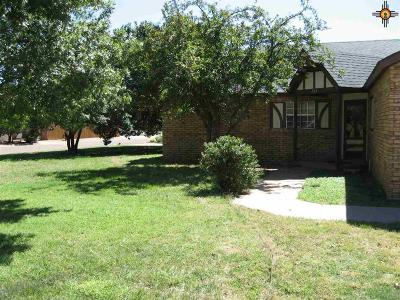 Clovis NM Single Family Home For Sale: $168,500