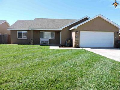 Clovis Single Family Home For Sale: 3009 Hammond