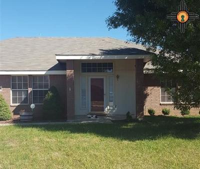 Clovis Single Family Home For Sale: 1809 Erinn Place