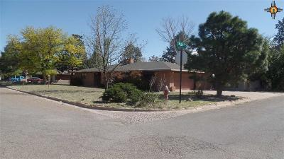 Portales Single Family Home For Sale: 139 Yucca Drive