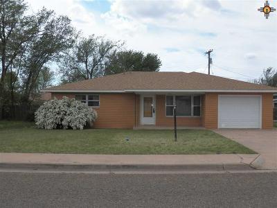 Clovis NM Single Family Home For Sale: $120,000