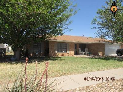 Tucumcari Single Family Home For Sale: 435 Mesa Vista Avenue